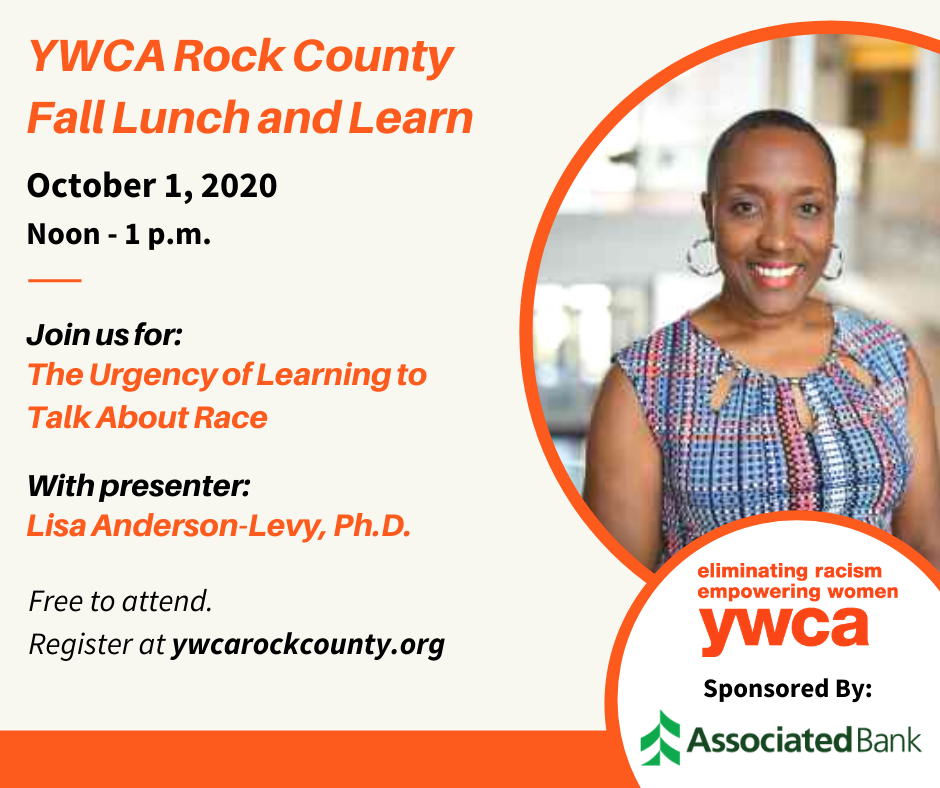 YWCA Rock County Lunch and Learn